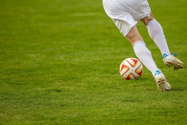 時々サッカーもやってるよ!